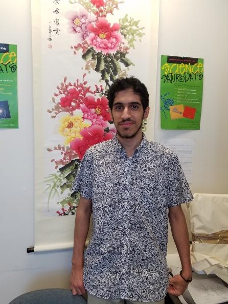 Rakan El-Mayta Research Assistant CBEE UMBC SB expected 2018
