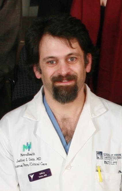Jeffrey Ustin, Assistant Professor, Dept. of Surgery, CWRU Collaborator MD, Stanford University School of Medicine