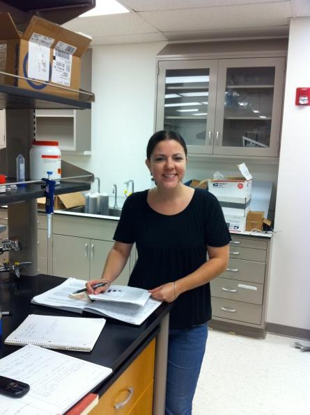 Rebecca Groynom Lab Manager BA Italian, The Ohio State University