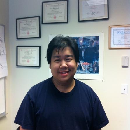 Alex Yau, BME Case Western 2013