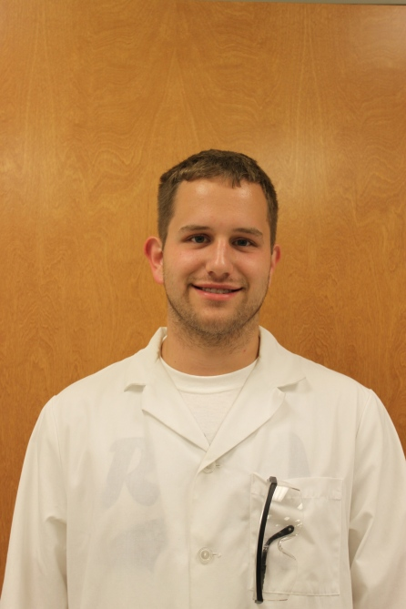 Matt Varley BME Undergraduate Researcher, Case Western Reserve University