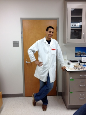 Anton Spencer BME Undergraduate Researcher, Case Western Reserve University
