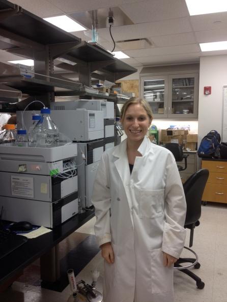Erin Shoffstall Research Technician Ohio Wesleyan University S.B. Zoology 2011