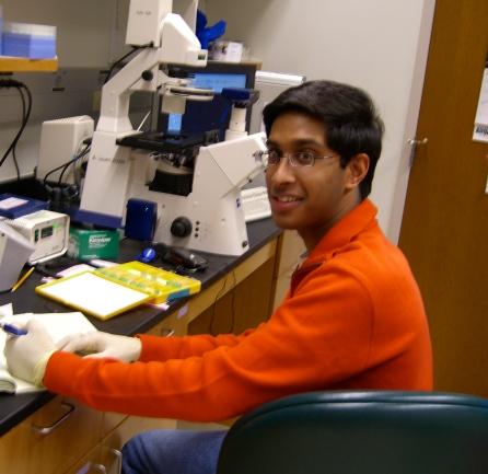 Rosh Sethi, BS, MCDB, Yale University 2009