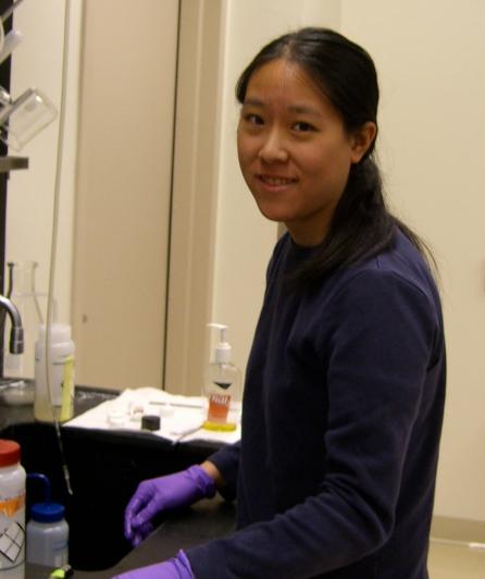 Stephany Tzeng, B.S., BME Yale University, 2009