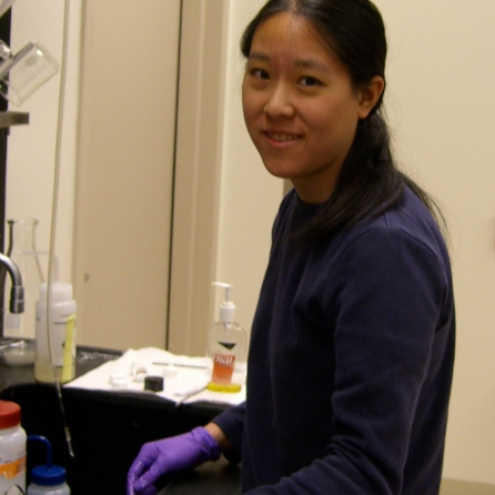 Stephany Tzeng, B.S., BME Yale University, 2009