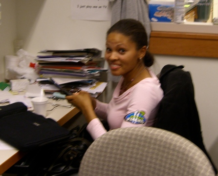 Cicely Williams, MD/PhD Candidate, PhD Interdepartmental Neuroscience Program, Yale University 2011 B.A. University of Virginia 2001