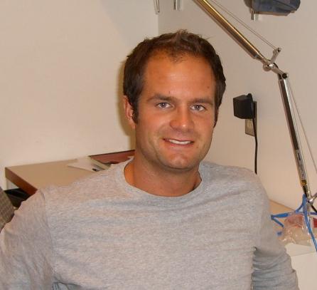 James Bertram, PhD Biomedical Engineering, Yale University 2009