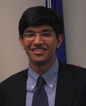 Roshan Sethi, BS, MCDB, Yale University 2009