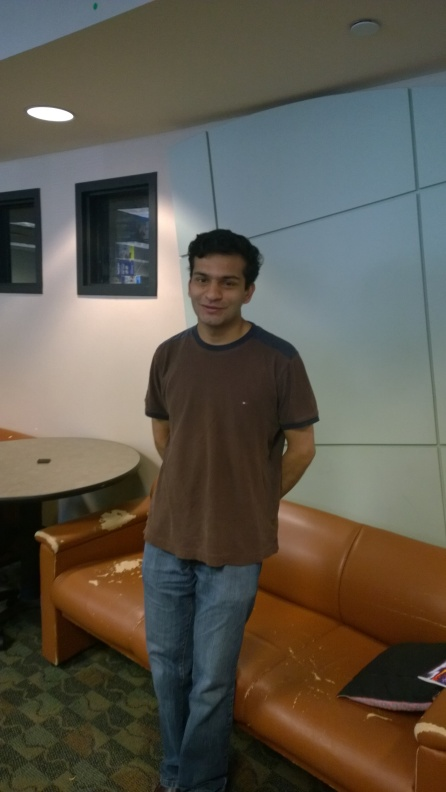 Aditya Girish PhD Candidate Case BME BS, Columbia University, 2014