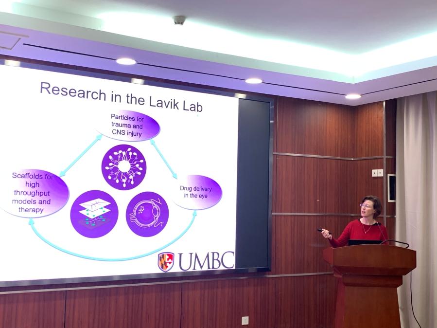Prof. Erin Lavik (1)